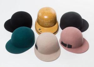 Lakki no. 12 käsintehty huopalippis Helsinki Hat Factory